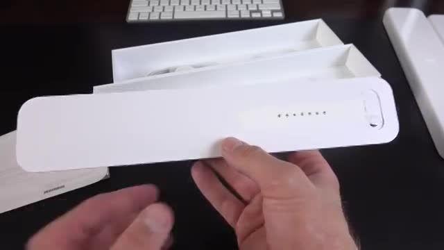 بازگشایی جعبه اپل واچ. با ساعت اپل از نزدیک آشنا شوید
