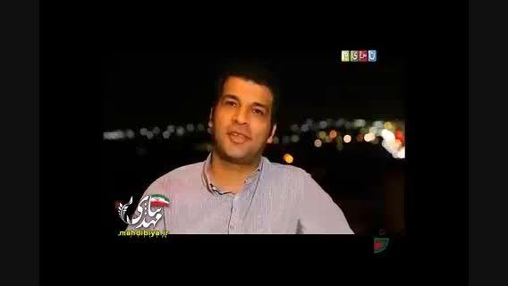 گپ راجع به مهران دوستی عزیز در برنامه خندوانه