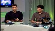 سید محمد موسوی و شهرام محمودی در برنامه شهر باران (2)