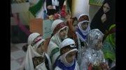 اجرای سرودی زیبای آذری  به مناسبت روز معلم