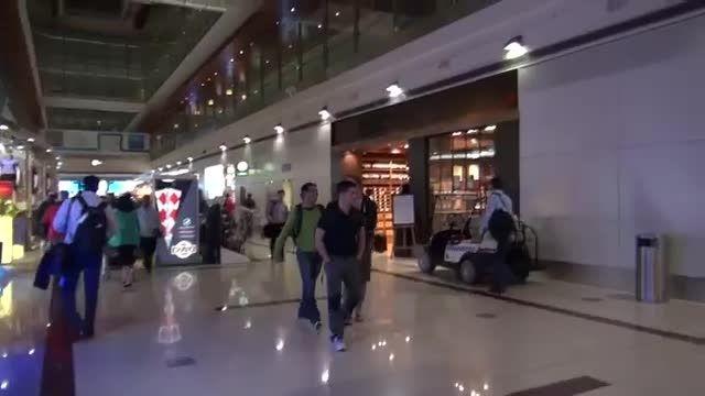 چارتر کوثرگشت - فرودگاه بین المللی دبی