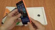 Microsoft Lumia 535 Unboxing | Orange