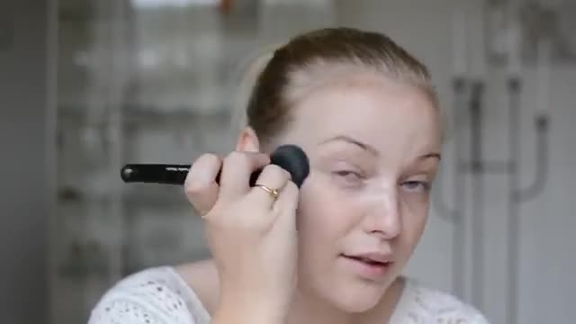 آرایش طبیعی سوئدی