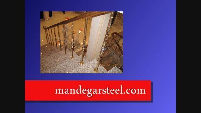 انواع درب استیل و حفاظ پنجره استیل