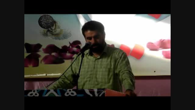 خطبه دوم نماز عید فطر 94/04/27