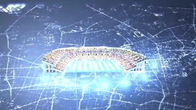 بارسلونا 3 - 1 یوونتوس (کارتون زیبا با ربات ها)