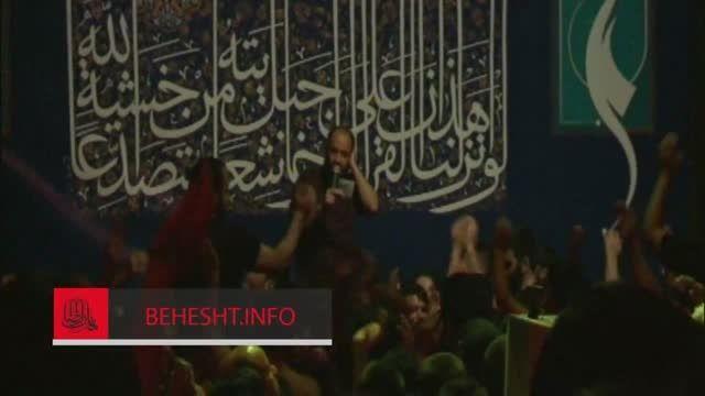 مداحی شور انگیز و فوق العاده زیبا از حاج عبدالرضا هلالی