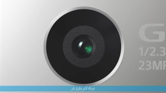 تیزر تبلیغاتی از امکانات دوربین گوشی سونی Z5