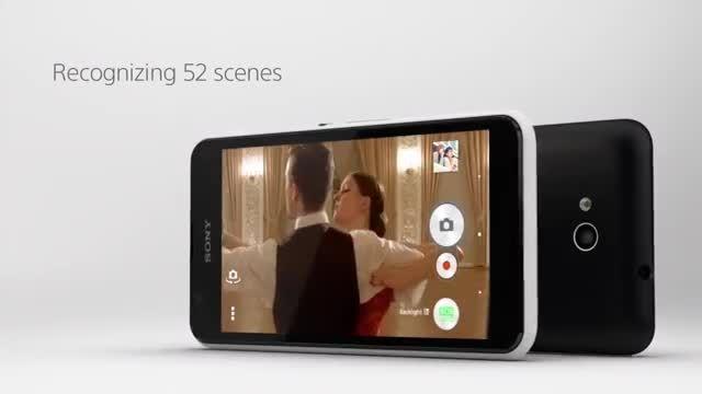 تیزر تبلیغاتی معرفی Xperia E4g Dual سونی