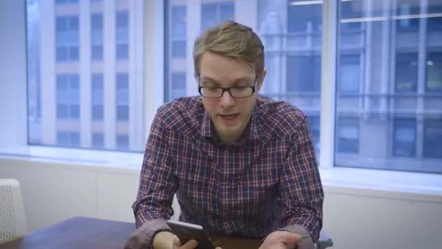 بلک بری : 5 چیز دوست داشتنی در مورد اسلایدر فون اندروید