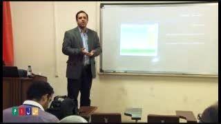 کلاس آموزشی یادگیری با طعم لذت دکتر عبدالعالی (بخش سوم)