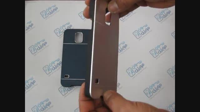 گارد سخت SAMSUNG Galaxy S5 طرح فلزی