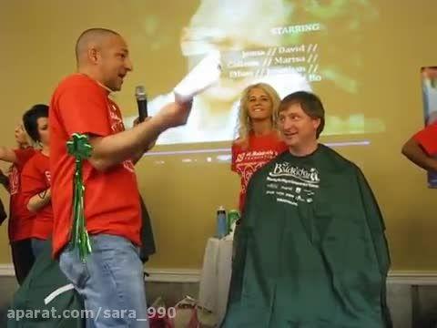 کچل کردن موی مرد 5