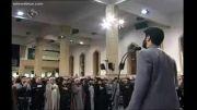 ولایی ترین مداحی در بیت رهبری در اربعین 1392-حاج میثم مطیعی
