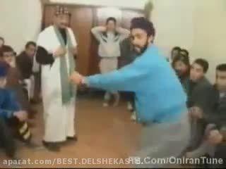 رقص بسیار خنده دار...آخر خنده..