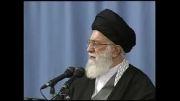 امام خامنه ای : مسلمانان وقتی سرشان به اختلاف با یکدیگر مشغول شد مسئله فلسطین در حاشیه قرار می گیرد