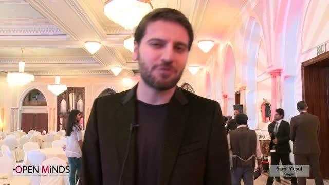 سامی یوسف از عمان می گوید..!