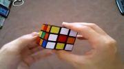 حل روبیک در 50 ثانیه rubik's cube
