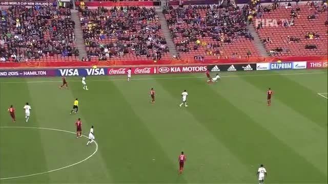 خلاصه بازی پرتغال - سنگال/ جام جهانی زیر ۲۰ سال 2015