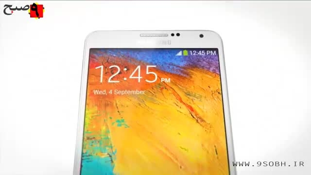 معرفی گوشی Samsung GALAXY Note 3