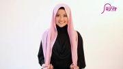 مدل بستن روسری 2