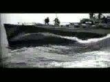 ارسال مین دریایی و انفجار زیر دریایی