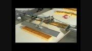 خط اتوماتیک بسته بندی افقی کیک لایه ای چرندابی