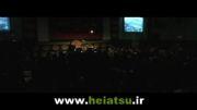 شب دوم محرم 92 - حاج یزدان ناصری - دانشگاه شیراز - زمینه