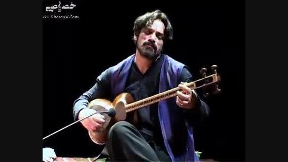 مصاحبه ای کوتاه با محمدرضا شجریان - بخشی از کنسرت فریاد