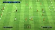 گیم پلی بازی : FIFA 14 - Gameplay 4