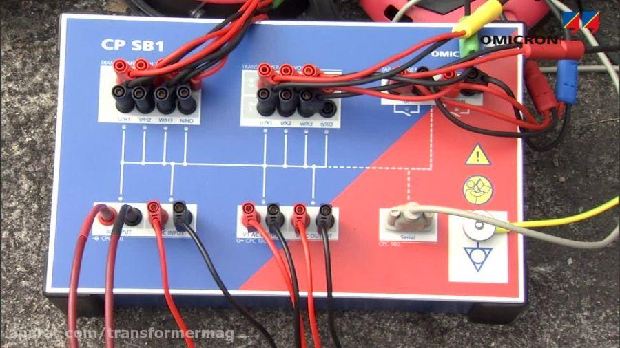 تست ترانسفورماتور قدرت بخش ششم: اندازه گیری نسبت تبدیل