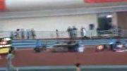 قهرمانی مریم طوسی در پنجمین دوره مسابقات دو و میدانی آسیا