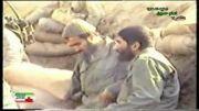 نوحه صادق آهنگران درباره شهید حسین خرازی