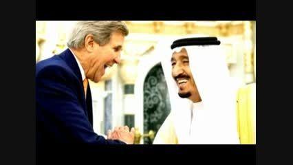جنایات آل سعود و آل یهود