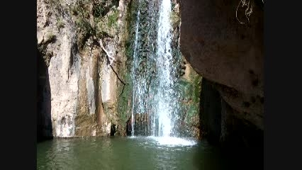 آبشار دره گرم خرم آباد