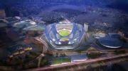 ورزشگاه جدید ملی توکیو 2020 المپیک تابستانی