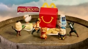 Puss In Boots Mc Donald