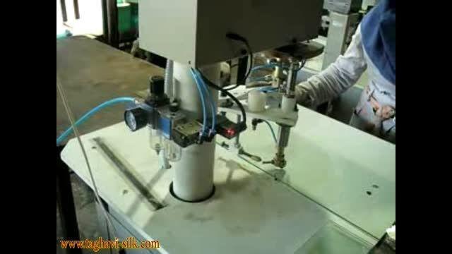 دستگاه فرم بر نیمه اتومات شیشه (برش سری شیشه)