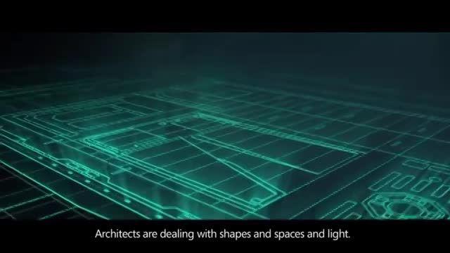بخش های مربوط به HoloLens در Microsoft Build 2015