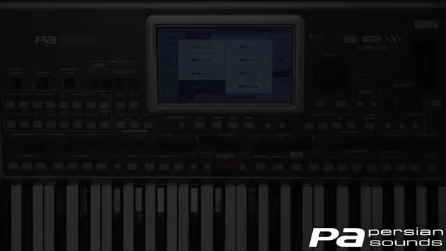راهنمای تصویری استفاده از Persian Sounds USB