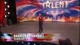خواننده ی ایرانی شاهین جعفرقلی در گات تالنت(Shaheen Jafargholi Britains Got Talent 2009)
