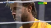 گل بازی میلان 1 - 0 یوونتوس