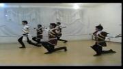 آموزش رقص آذری بخش هشتم(اجرای حرکات برای تمرین بیشتر)