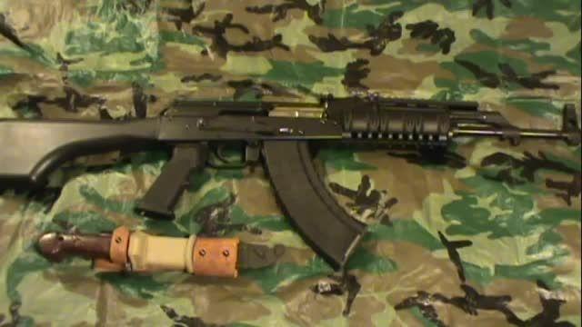 نظامی.نت : پرفروش ترین اسلحه جهان   AK47