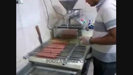 دستگاه کباب زن رومیزی پویا صنعت