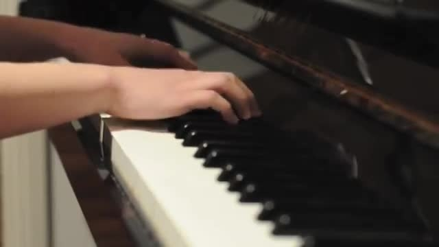 T-ara _ Day by day piano