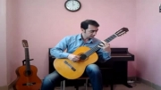 گیتار(پدر خوانده).استاد حمیدرضا مقصودی