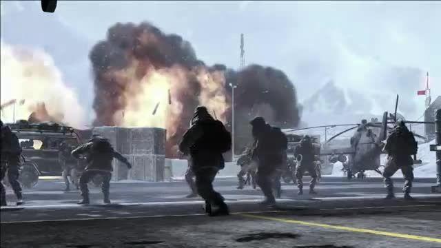 تریلر رسمی بازی Call of Duty : Modern Warfare 2