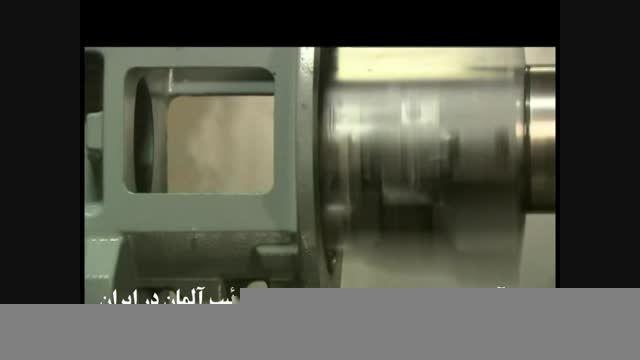 فرایند تولید موتور گیربکس LiftEquip آلمان (بوشهر لیفت)