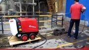 دستگاه واترجت - کارواش صنعتی Ehrle آلمان